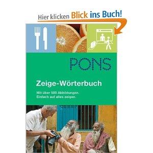 Pons Zeigewörterbuch